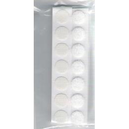 Klettverschluss rund 12mm