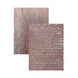 Spellbinders M-Bossabilities EL-015 Bricks and Bark