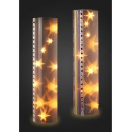 Sternentraum-Designlampe, 65 cm 2-tlg. komplett