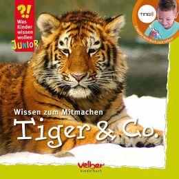 Wissen zum Mitmachen - Tiger & Co.