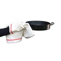 HandTuch aus Halbleinen - 3 in 1 - Handtuch, Topflappen, Schürze