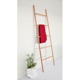 Leiter-Garderobe und Handtuchhalter
