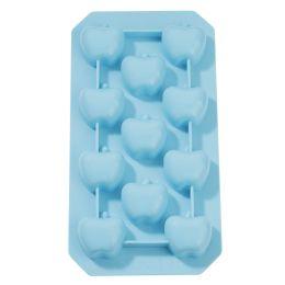 Silikonform Äpfel für Seife, Keramik usw.