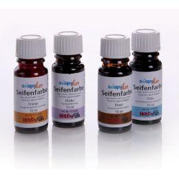 Soapyfun Seifenfarbe braun 10 ml