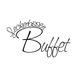 """Stempel """"Leckerbissen-Buffet"""""""