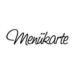 "Stempel ""Menükarte"""