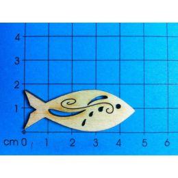 Fisch Tribal  in verschiedenen Größen