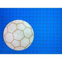 Fussball 22mm - 90mm