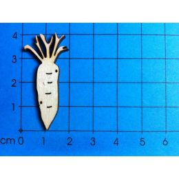 Karotten, Rettich 4cm -  24cm