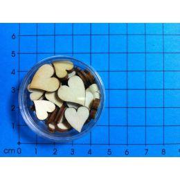 Kleine Herzen in Dose ca. 25 Stück