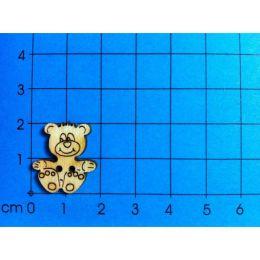 Knopf: Teddy 20 mm