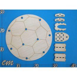 Lampe Fussball 25 cm