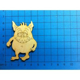 Monster Minzi 50 mm -  120mm