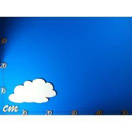 Türschild Wolke 19 cm