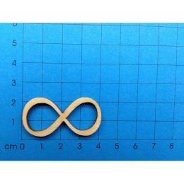 Unendlich-Zeichen 30 mm  oder 40mm