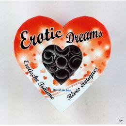 Herz Erotische Träume Herz Schachtel Partnerspiel Pärchenspiel Erotic Dreams mit 21 erotischen Aufgaben