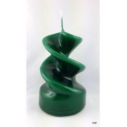 Kerze Traumhafte gedrehte Kerze zu einem TOP Preis Brenndauer ca. 46 Stunden