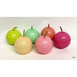 Kerzen Kugelkerzen 3,8 cm Durchmesser lackiert 9 St. pro Farbe in verschiedenen Farben