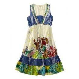 Kleid, Amy Jones, 52, farbe bunt