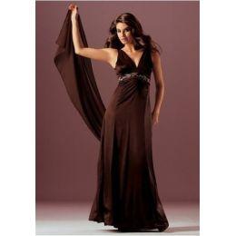 Kleid, Laura Scott Evening, 19, farbe braun
