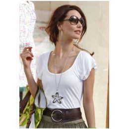 Shirt Aniston, 36, 38, 40, 42, farbe weiß
