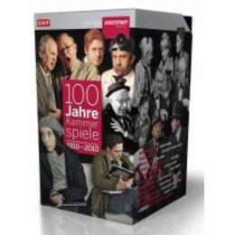100 Jahre Kammerspiele [11 DVDs]