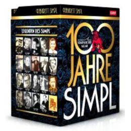 100 Jahre Simpl: Gesamtausgabe [20 DVDs]