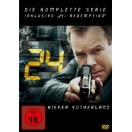 24 - Complete Box [49 DVDs]