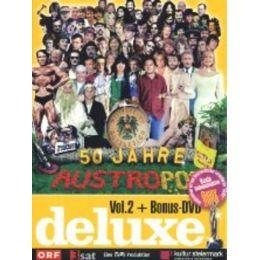 50 Jahre Austropop - Deluxe-Box 2 [5 DVDs]
