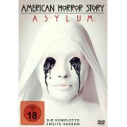 American Horror Story - Season 2/Asylum [4 DVDs]