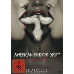 American Horror Story - Season 3 [4 DVDs]