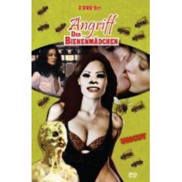 Angriff der Bienenmädchen - Uncut (Original mit Untertiteln) [2 DVDs]