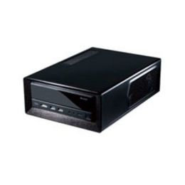 """Antec Gehäuse ISK 300-150 EC / Mini-ITX / 150W / 1x13,3cm (5,25"""")+ 2x6,4cm (2,5"""") / 2xUSB2.0 / 1xeSA"""