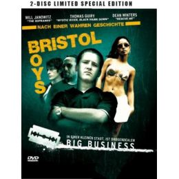 Bristol Boys - Metal-Pack [Limitierte Edition] [Special Edition] [2 DVDs]