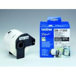 BROTHER DK11202 Versand Etiketten 300 Stueck/Rolle QL-550 QL-500