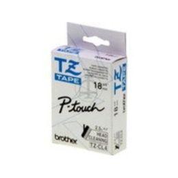 BROTHER TZCL4 Reinigungkassette 18mm 100Durchlaeufe fuer P-touch 550 3600 9200PC 9200DX 9400 9500PC