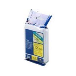 BROTHER TZE631 Schriftbandkassette 12mm8m gelb / schwarz fuer P-touch 200 300 500 series