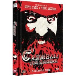 Cannibal! - The Musical - Remastered/Cannibal Edition [2 DVDs] - Mediabook
