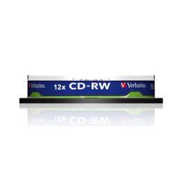 CDRW 700 Verbatim DL+ 8x - 12x sp-10