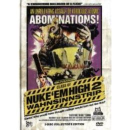 Class of Nuke'Em High 2 - Wahnsinnstrip [Collector´s Edition] [2 DVDs] - Mediabook