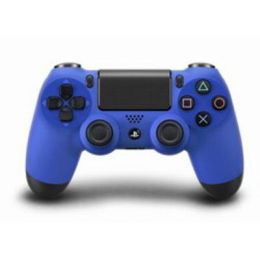 Controller Wireless Dual Shock 4 V2 - blue PS4 (Sony)