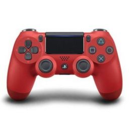 Controller Wireless Dual Shock 4 V2 - red PS4 (Sony)