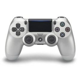 Controller Wireless Dual Shock 4 V2 - silver PS4 (Sony)