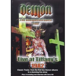 Demon - The Unexpected Guest Tour/Live at Tiffany's 1982