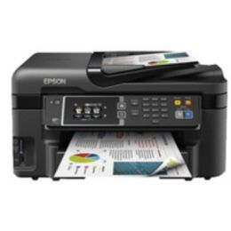Drucker Epson WorkForce WF-3620DWF, 4-1, Tinte