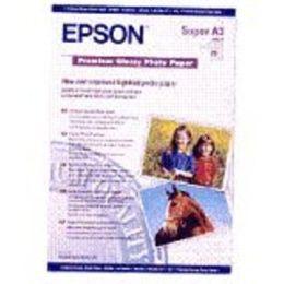 EPSON Premium Glossy Fotopapier/A3+/20 Bl/Stylus Photo 870/875/1270/1290