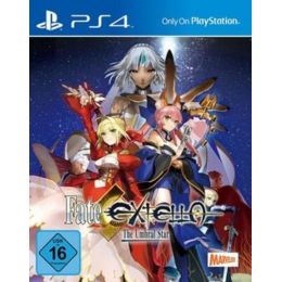Fate / EXTELLA: The Umbral Star