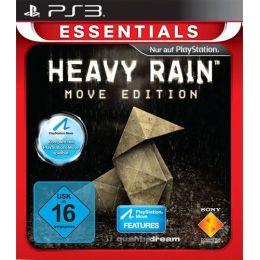 Heavy Rain PS-3 Essentials Move Edition