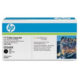 HP BLACK PRINT CARTRIDGE