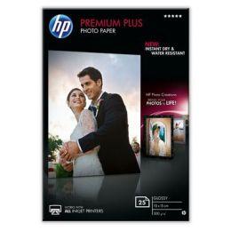 HP Premium Plus Glossy Photo Paper-25 Blatt/10 x 15 cm 300g/m2